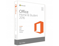 Licenta retail Microsoft Office Mac Home Student 2016 English Medialess P2