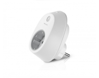 Wi-Fi Smart Plug TP-LINK, HS100, IEEE 802.11b/g/n, 2.4GHz, 1T1R, Power button, Settings button, 131.8g,