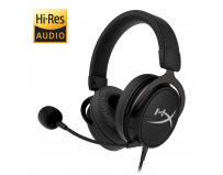 Casti cu microfon Kingston gaming, HyperX Cloud MIX, 10Hz – 40,000Hz, 40 ohm, Cablu detasabil: 1.3m,