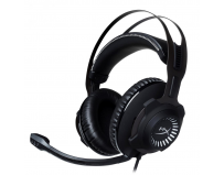 Casti cu microfon Kingston gaming, HyperX Cloud Revolver (Gun Metal), PC/PS4, 12Hz–28,000Hz, 30 ohm,