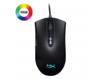Mouse Kingston cu fir, HYPERX Pulsefire Core, Pixart 3327 sensor, DPI pana la 6.200, RGB Gaming Mouse,
