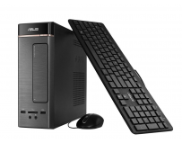 Desktop Asus VivoPC K20CD-RO013D, Intel Core i3-6100 (3.7GHz, 3MB), video integrat Intel HD 530, RAM