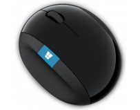 Mouse Microsoft Wireless Sculpt Ergonomic negru