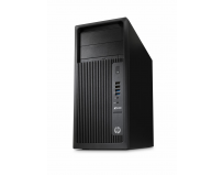 Desktop Workstation HP Z240 Tower, Intel Xeon E3-1240v5 (3.5GHz, up to 3.9, 8MB), video dedicat nVIDIA