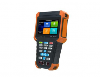 Tester CCTV 4inch LS-X4CMADH, digital multimeter, cable tracer, 4 inch touch screen display, 800*480