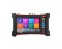 Tester CCTV 7 inch LS-X7MADH, digital multimeter, 7 inch retina touch screen, 1920*1200 resolution,
