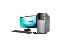 Desktop Asus VivoPC M32CD-K-RO001D, Intel Core i5-7400 (3.0GHz, up to 3.5GHz, 6MB), video dedicat nVidia