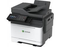 Multifunctional laser color Lexmark MC2535adwe, Dimensiune: A4, Copiere color/ Fax color/ Imprimare