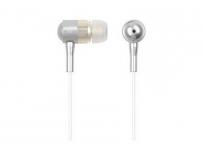 Casti A4tech, SecureFit, in ear, 20-20000Hz, 32 ohm, cablu 1.4m, culoare gri, Jack 3.5 mm