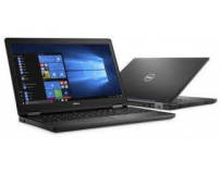 Laptop Dell Latitude 5580, 15.6 inch FHD (1920x1080) Non-Touch Anti- Glare LCD, 7th Generation Intel