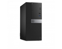 Desktop Dell OptiPlex 3040 MT, Intel Core i3-6100 Processor (Dual Core, 3MB, 4T, 3.7GHz, 65W), Intel