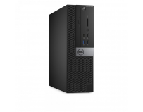 Desktop Dell Optiplex 5040 SFF, Intel Core i5-6500 Processor (Quad Core, 6MB, 4T, 3.2GHz, 65W), Video