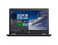 Laptop Dell Latitude E5570, 15.6 inch FHD (1920x1080) Non-Touch Anti- Glare LCD with Camera and Mic,