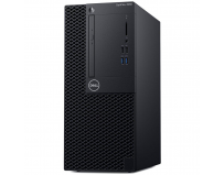Desktop Dell OptiPlex 3060 MT, Intel Core i3-8100 (6M Cache, 3.60 GHz), Intel Integrated Graphics, 4GB