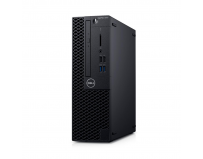 Desktop Dell OptiPlex 3070 SFF, Intel Core i3-9100;supports Windows 10/Linux, Intel Integrated Graphics,