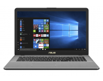 Laptop ASUS VivoBook Pro 17 N705FD-GC090, 17.3 FHD (1920X1080), Anti- Glare (mat), Intel Core i7-8565U