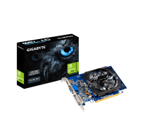 Placa video Gigabyte nVidia GeForce GT 730 2G UD2 Graphics Processing GeForce® GT 730 I/O Dual-link