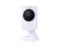 Camera HD Wi-Fi Cloud TP-Link NC230, 150Mbps WiFi Cloud Camera, 2.4- 2.4835GHz, IEEE 802.11 b/g/n, 1/4""