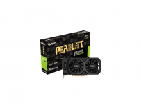 Palit video Nvidia GeForce GTX 1050 Ti Dual, NE5105T018G1-1071D, PCI- E3.0x16, 4G GDDR5, Base Clock
