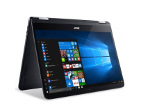 "Laptop Acer Spin SP714-51, 14"" FHD (1920x1080) IPS, Touch, Intel Core i7-7Y75 (1.30GHz, up to 3.6Ghz,4MB),"