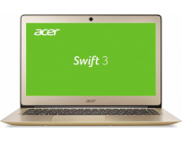 "Laptop Acer Swift 3, SF315-52-54EV, 15.6"" FHD IPS LED LCD, Intel Core I5-8250U (1.6GHz up to 3.4GHz,"