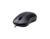 Mouse A4tech cu fir, optic, V-Track OP-560NU, 1000dpi, negru, Metal feet, USB