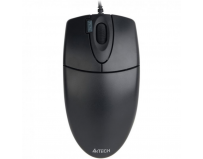 Mouse A4tech cu fir, optic, OP-620D, 800dpi, negru, USB