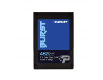 SSD Patriot Burst, 480GB, 2.5, SATA3, R/W speed: 560MS/s/540 MB/s, 7mm