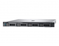 "PowerEdge Rack R240 Server; Intel Xeon E-2224 3.4GHz, 8M cache, 4C/4T, turbo (71W); 3.5"" Chassis with"