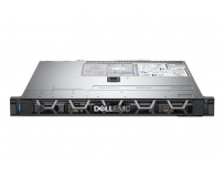 """PowerEdge Rack R240 Server; Intel Xeon E-2224 3.4GHz, 8M cache, 4C/4T, turbo (71W); 3.5"""" Chassis with"""