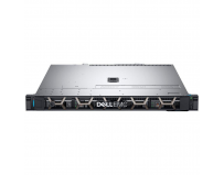 """PowerEdge Rack R340 Server; Intel Xeon E-2224 3.4GHz, 8M cache, 4C/4T, turbo (71W); 3.5"""" Chassis with"""