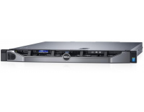 PowerEdge Rack R630 Server; Intel Xeon E5-2620 v3 2.4GHz,15M Cache,8.00GT/s QPI,Turbo,HT,6C/12T (85W);