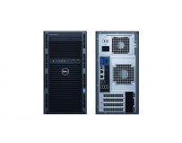 Server Tower Dell PowerEdge T130 Server, Intel Xeon E3-1220 v6 3.0GHz, 8M cache, 4C/4T, turbo (72W),