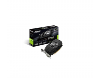 Placa video Asus NVIDIA GeForce GTX 1050, PH-GTX1050-2G, PCI Express 3.0, GDDR5 2GB, 128-bit, Base/Boost