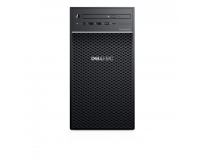 """PowerEdge Tower T40; Intel Xeon E-2224G 3.5GHz, 8M cache, 4C/4T, turbo (71W); 3.5"""" Chassis with up to"""