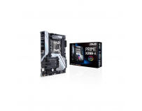 Motherboard Asus Intel LGA 2066 ATX with M.2 Heatsink, DDR4 4133MHz, Dual M.2, Intel VROC support, 8*