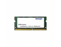 Memorie RAM notebook Patriot, SODIMM, DDR4, 4GB, 2133 Mhz, CL15, 1.5V