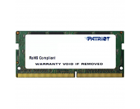 Memorie RAM notebook Patriot, SODIMM, DDR4, 4GB, 2400 Mhz, CL17, 1.2V