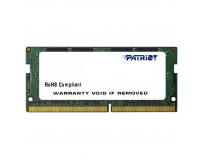 Memorie RAM notebook Patriot, SODIMM, DDR4, 8GB, 2400Mhz, CL17, 1.2V