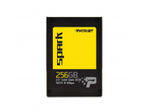 "SSD Patriot Spark, 256GB, 2.5"", SATA3, rata transfer r/w: 560/545 mb/s, 7mm"