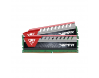 Memorie RAM Patriot, Viper 4, DIMM, DDR4, 16GB, 2400MHz, CL 15, 1.2V, NON-ECC, Kit: 2x8GB