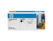 Toner HP Q6000A, black, 2.5 K, Color LaserJet 1600, ColorLaserJet 2600N, Color LaserJet 2605, Color