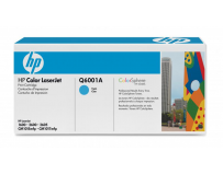 Toner HP Q6001A, cyan, 2 k, Color LaserJet 1600, Color LaserJet2600N, Color LaserJet 2605, Color LaserJet