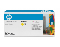 Toner HP Q6002A, yellow, 2 k, Color LaserJet 1600, Color LaserJet2600N, Color LaserJet 2605, Color LaserJet