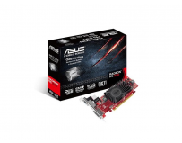 Placa video Asus AMD R5230-SL-2GD3-L, R5 230, PCI-E, 2048MB DDR3, 64 bit, 650 MHz, 1200 MHz, HDMI, DVI,