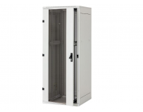 "Rack de podea 19"" Triton 27U 800x1000mm usa fata metal perforat panouri laterale/spate detasabile sectiuni"