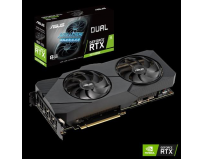 Placa video Asus GeForce RTX 2070 SUPER EVO 8GB DUAL-RTX2070S-8G-EVO BUS: PCI Express 3.0, VideoMemory: