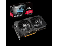 Placa video Asus Dual Radeon RX 5500 XT EVO OC 8GB DUAL-RX5500XT-O8G-EVO Graphics Engine AMD Radeon