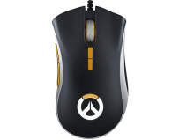 Mouse Razer cu fir, Overwatch Razer DeathAdder Elite, 16000dpi, Up to 450 IPS /50 g acceleration, 7