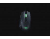 Mouse Razer cu fir,BASILISK,5G optical sensor, Ergonomic right-handed design with enhanced rubber side